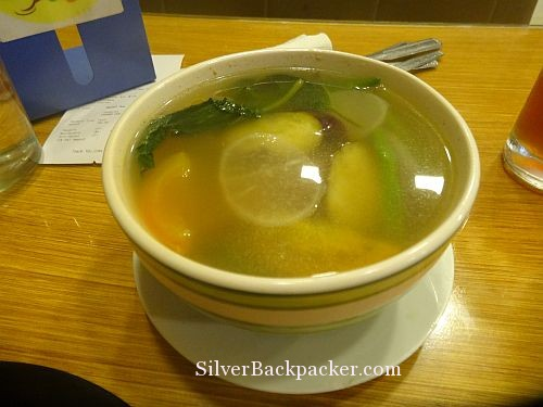 928 Cafe and Grill Sinigang
