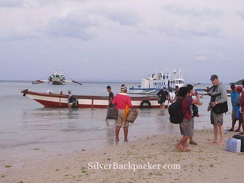 Beach Landing Caluya