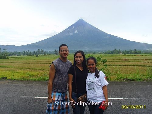 Mayon photo shoot