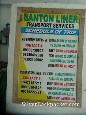 Notice of Schedules