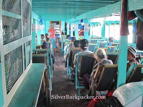 deck chair class Libertad