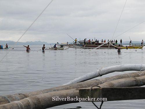 Fishermen Tabaco Port