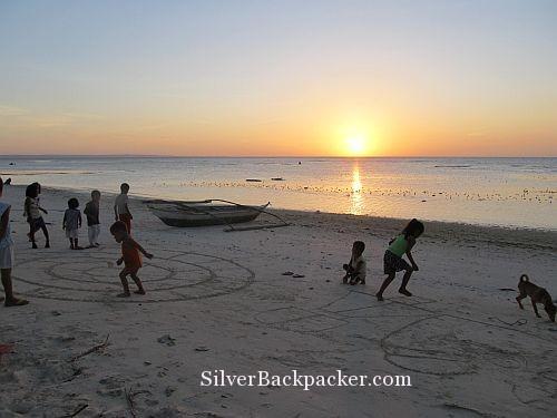 Caluya Beach Hopscotch