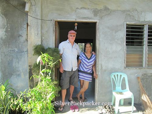 The ABC of Backpacking - GHIJ . homestay