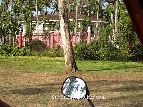 Pink House Villa Escudero