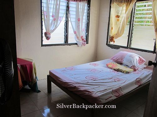 Semirara Homestay bedroom