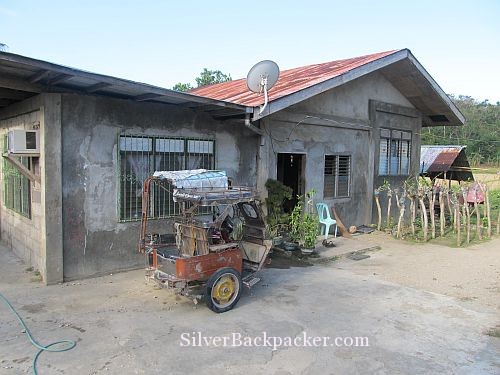 Homestay in Semirara, Antique, Philippines