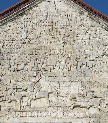 Rendicion Tetuan San Joaquin Church
