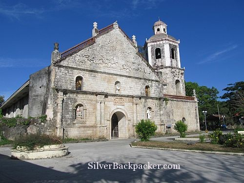 San Joaquin Church, Iloilo ~ Bats, Bells and a Battle