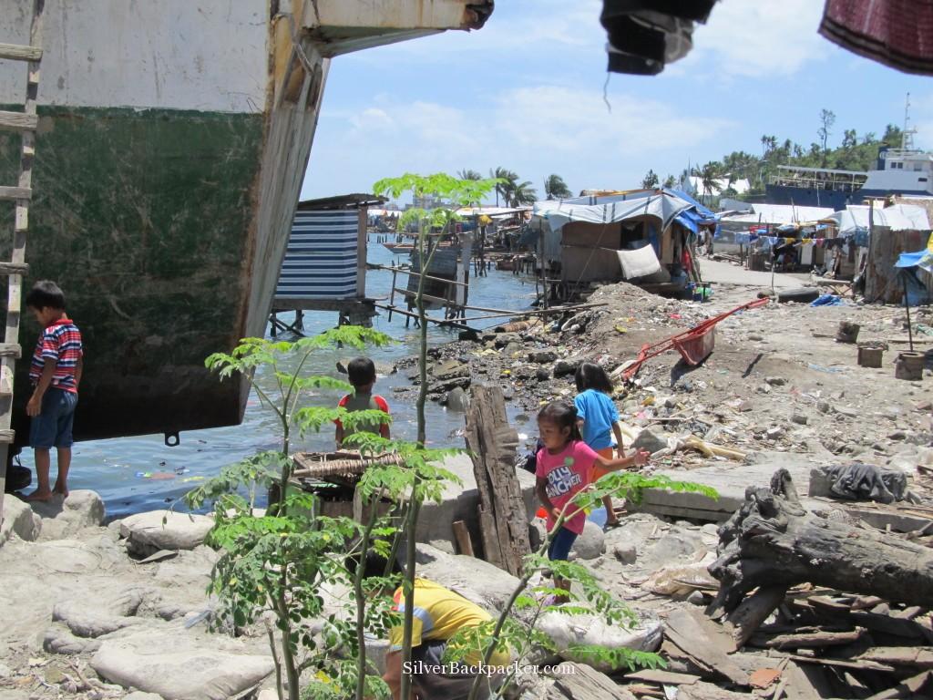 yolanda survivors Alcaraz Family tacloban