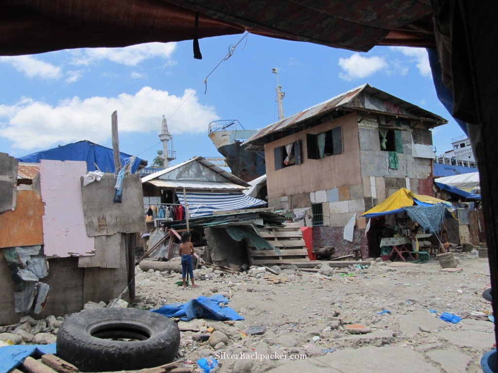 yolanda survivors yolanda village tacloban