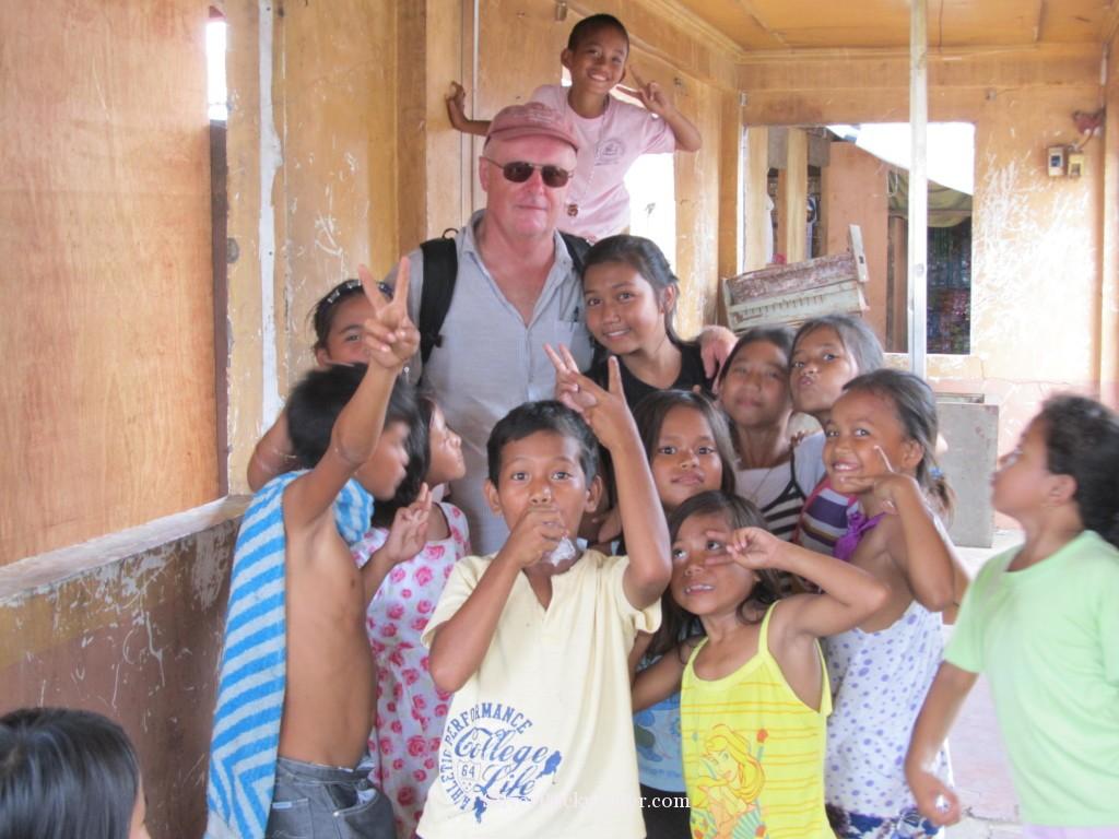 Dancing Children of Tacloban