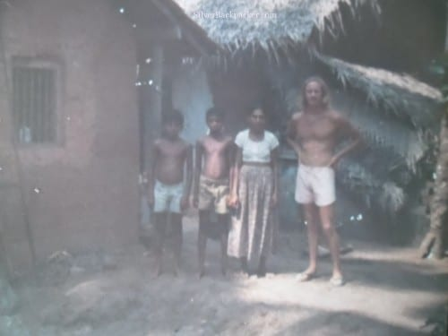 Ganja Boy Kovalam Beach