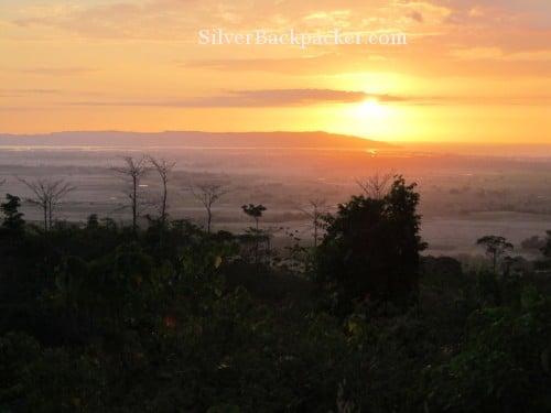 philippine sunsets Mindoro Sunset on way to san jose