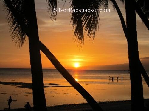 philippine sunsets Siquijor Sunset at San Juan