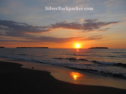 philippine sunsets Sunset oner Pandan Islands Sablayan