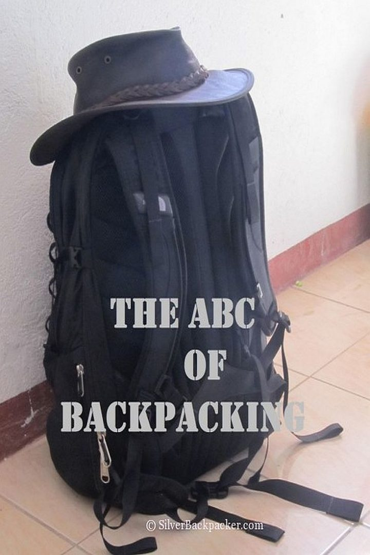 ABC of Backpacking silverbackpacker