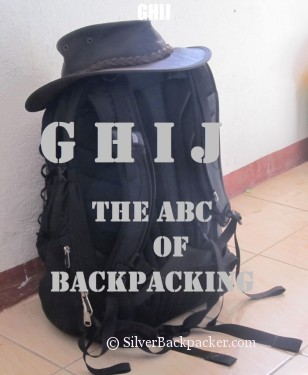 ABC of Backpacking GHIJ