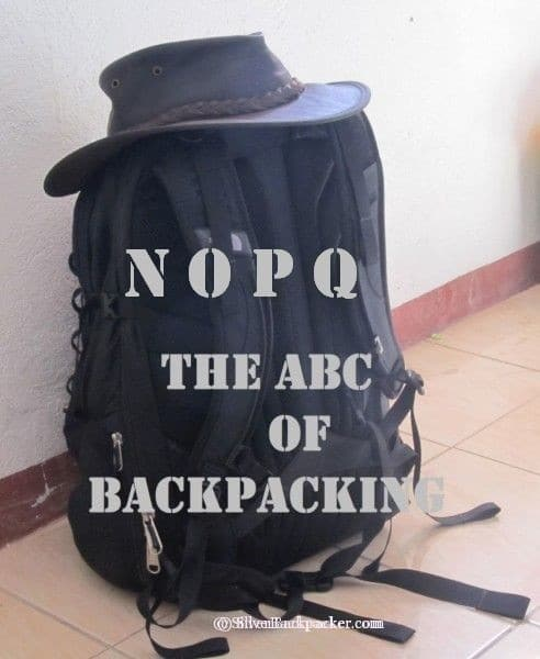 The ABC of Backpacking – NOPQ
