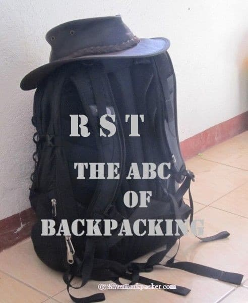 The ABC of Backpacking – RST