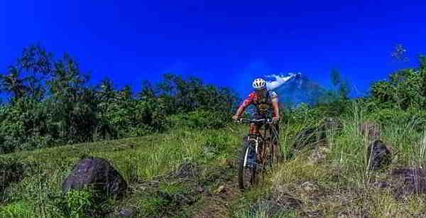 Balagbag Na Bulod, Mayon Volcano