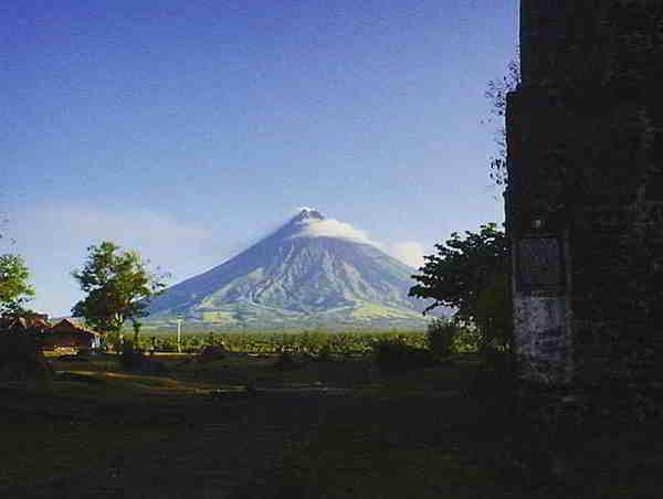 Cagsawa Church, Legaspi Albay