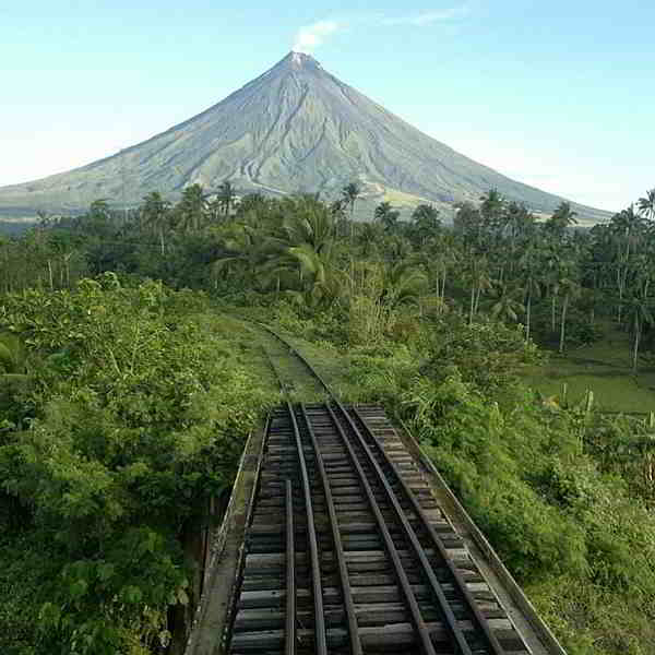 SBP Mayon Volcano Albay, Bicol