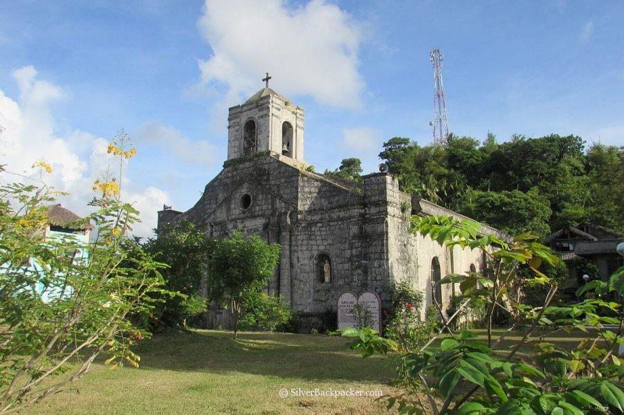 st ignatius de loyola church, pandan, catanduanes