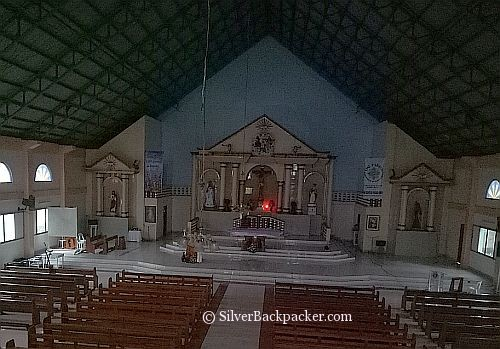Saint Hyacinth of Poland Church , Calamaniugan visita iglesia