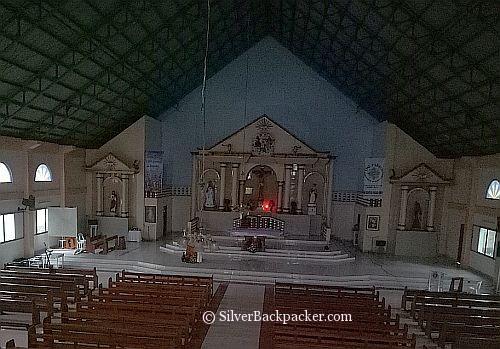 Saint Hyacinth of Poland Church , Calamaniugan SIMBANG GABI Cagayan