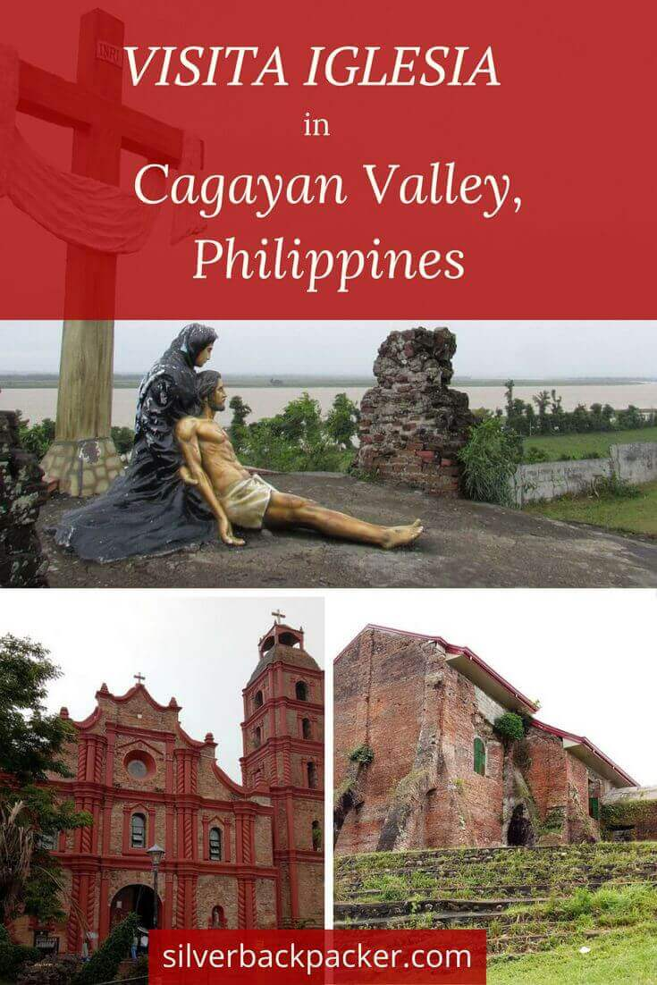 Visita Iglesia in the Cagayan Valley