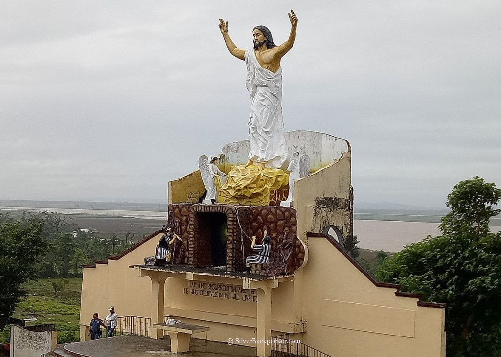 calvary hills, iguig, cagayan valley, visita iglesia
