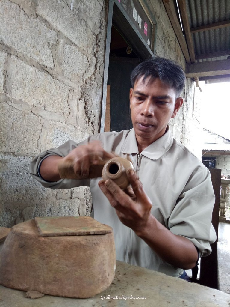 concentration of a potter,iguig, cagayan valley