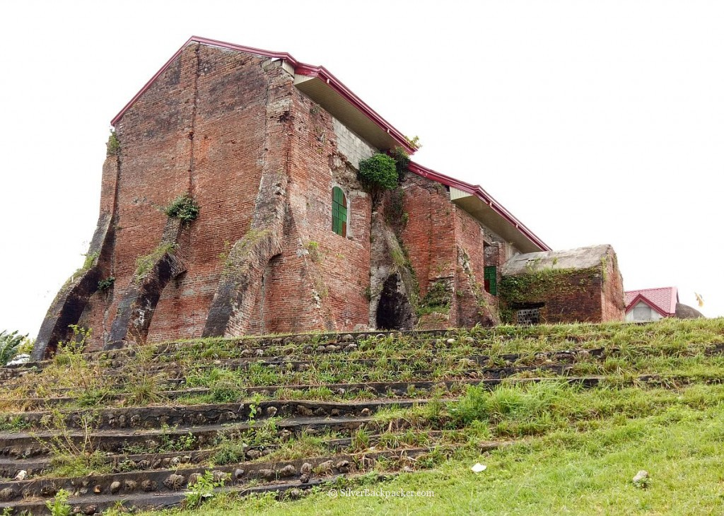 cagayan valley iguig church flying buttresses