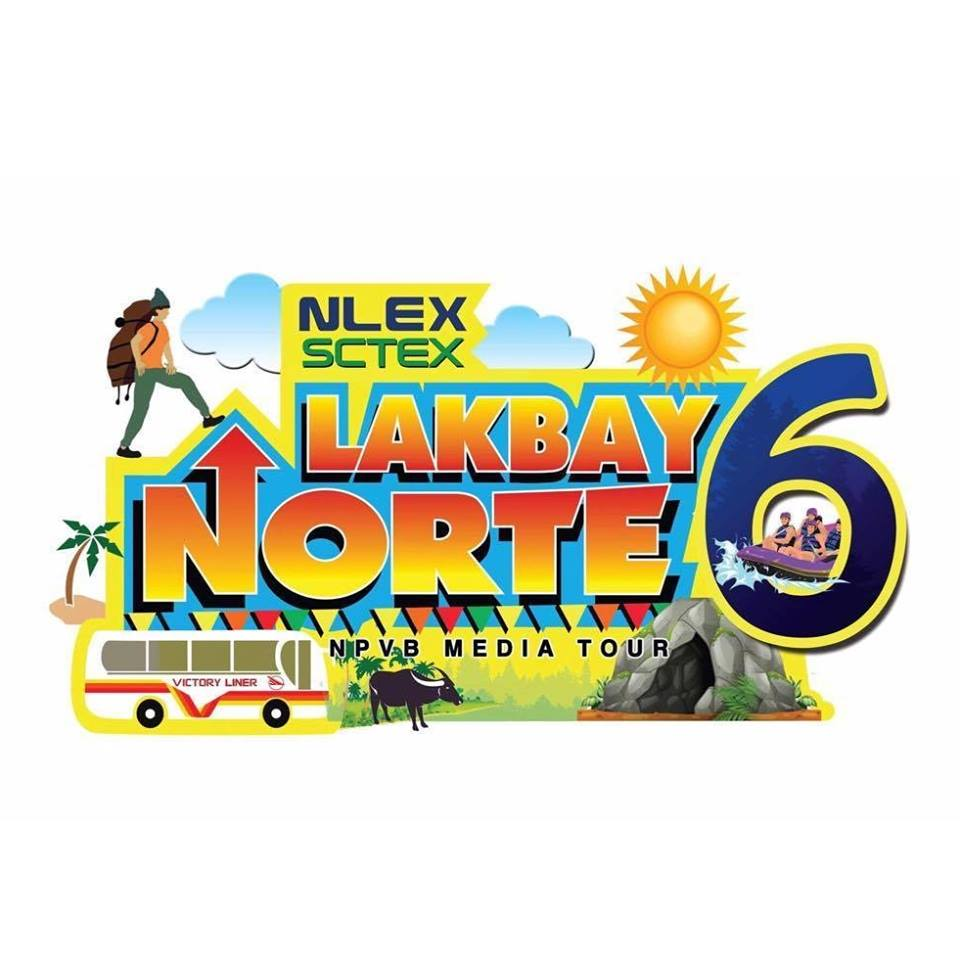 lakbay norte 6 logo