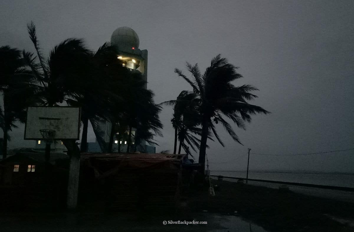 pagasa weather station, aparri
