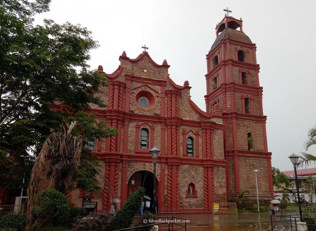 tuguegarao cathedral facade cagayan valley