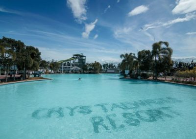 Swimming Pool at Crystal Waves Hotel and Resort l