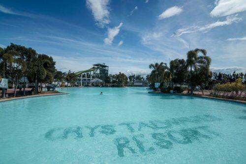 Crystal Waves Hotel and Resort Pool