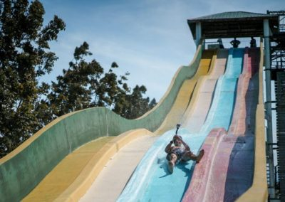 Crystal Waves Resort Giant Racing Slide