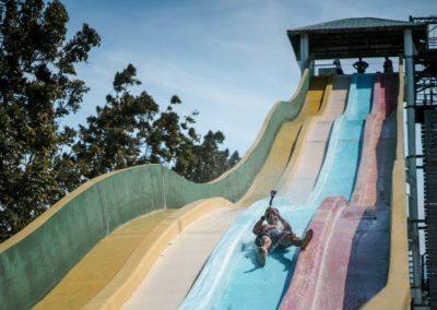 Crystal Waves Resort Giant Racing Slide