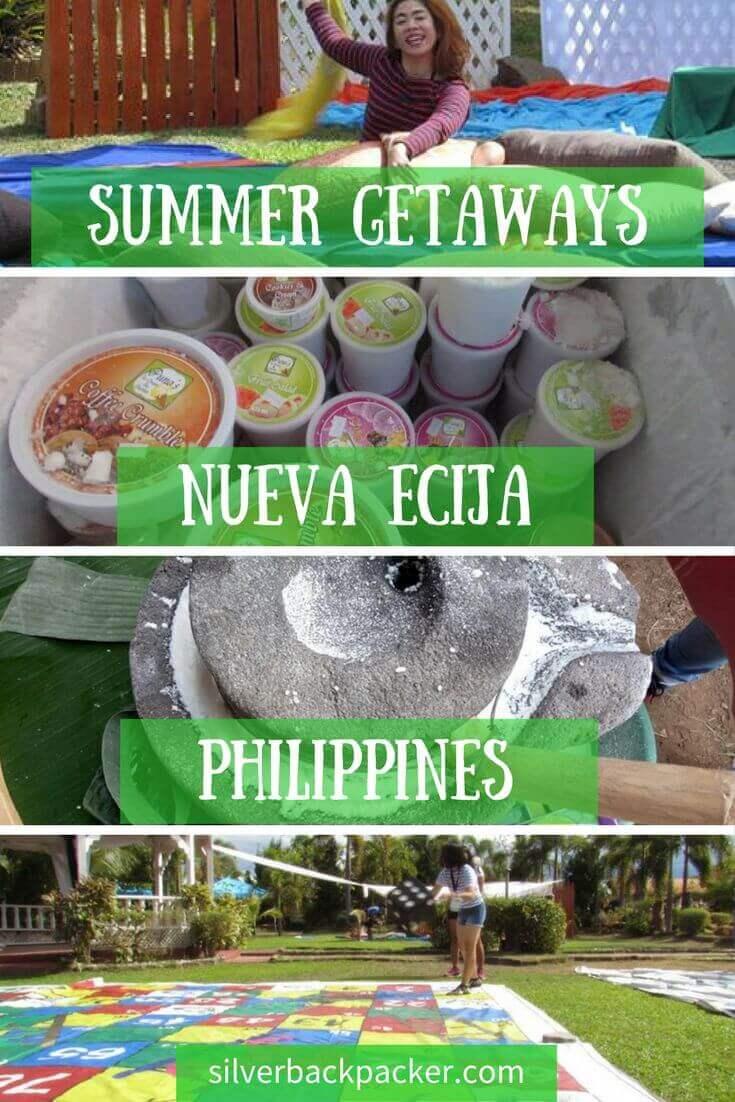Summer Getaways in Nueva Ecija