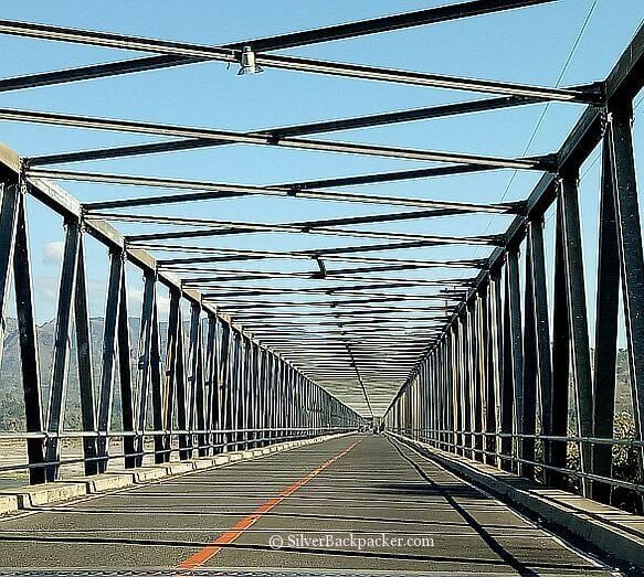 Calaba Bridge, Bangued, Abra
