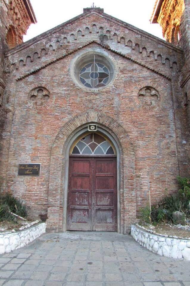Frontview San Lorenzo Ruiz Shrine, Bangued, Abra