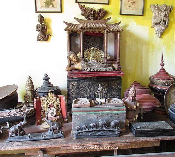 Gabriela Carino Silang Museum of Fine Art, Tayum, Abra