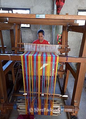 Loom Weaving – Bulbulala, Abra