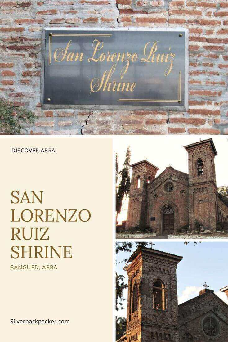 San Lorenzo Ruiz Shrine, Bangued, Abra