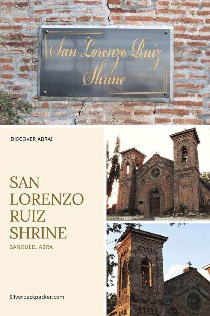 San Lorenzo Ruiz Shrine, Bangued, Abra