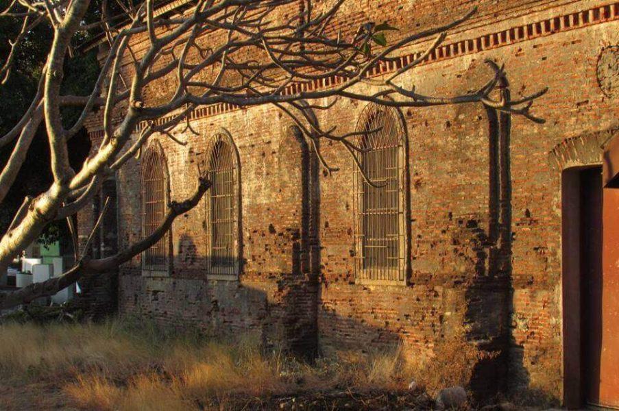 San Lorenzo de Ruiz Shrine, Bangued, Abra sideview