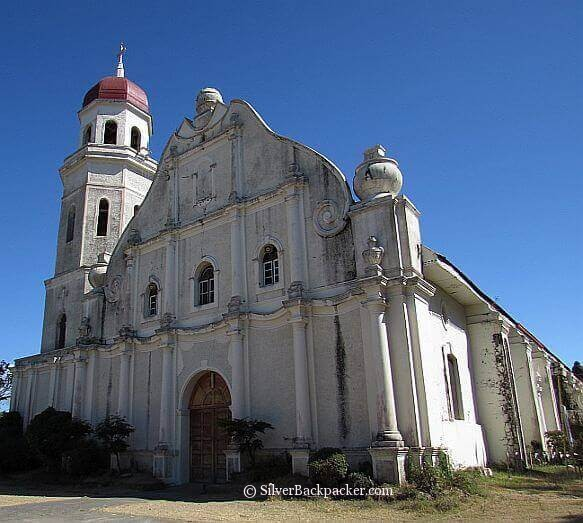 St. Catherine of Alexandria Church, Tayum, Abra